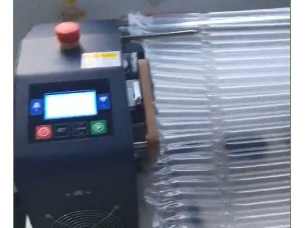 NEW air cushion machine